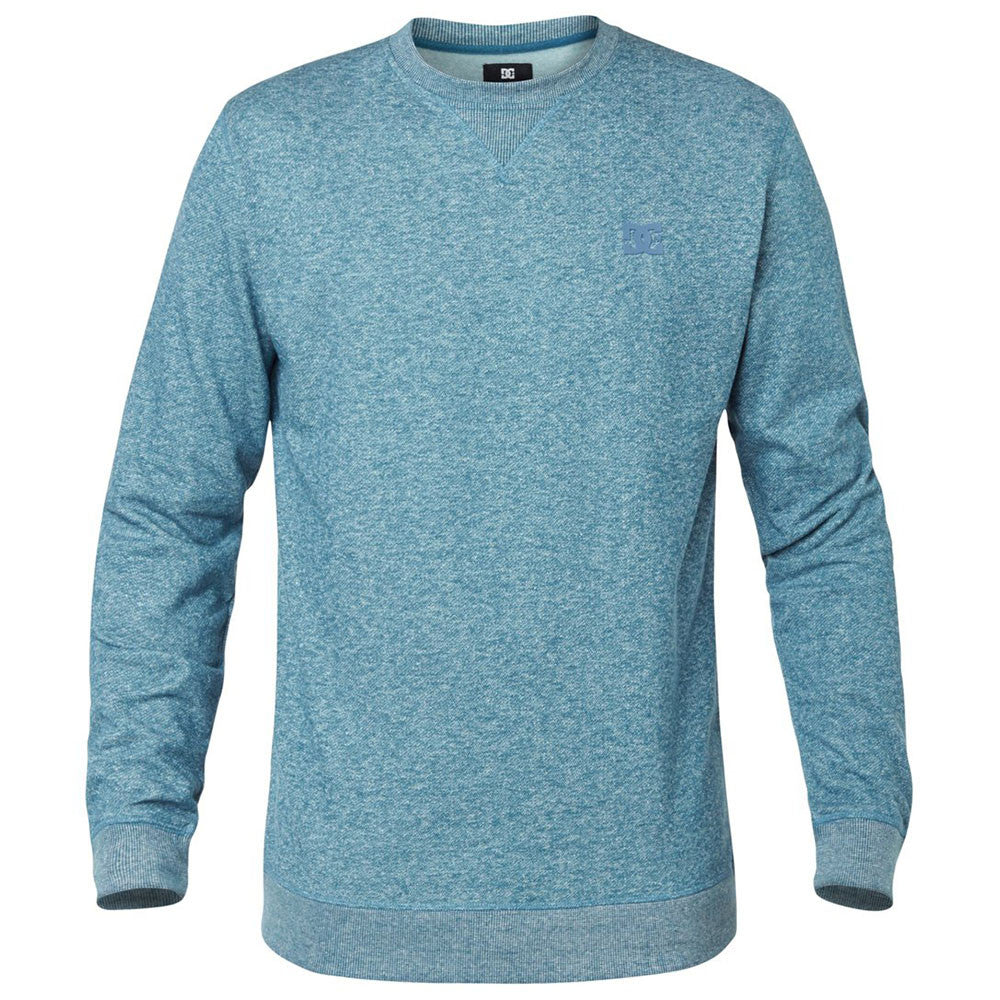 DC Rebel Crew - Bluestone BMCH - Men's Sweatshirt