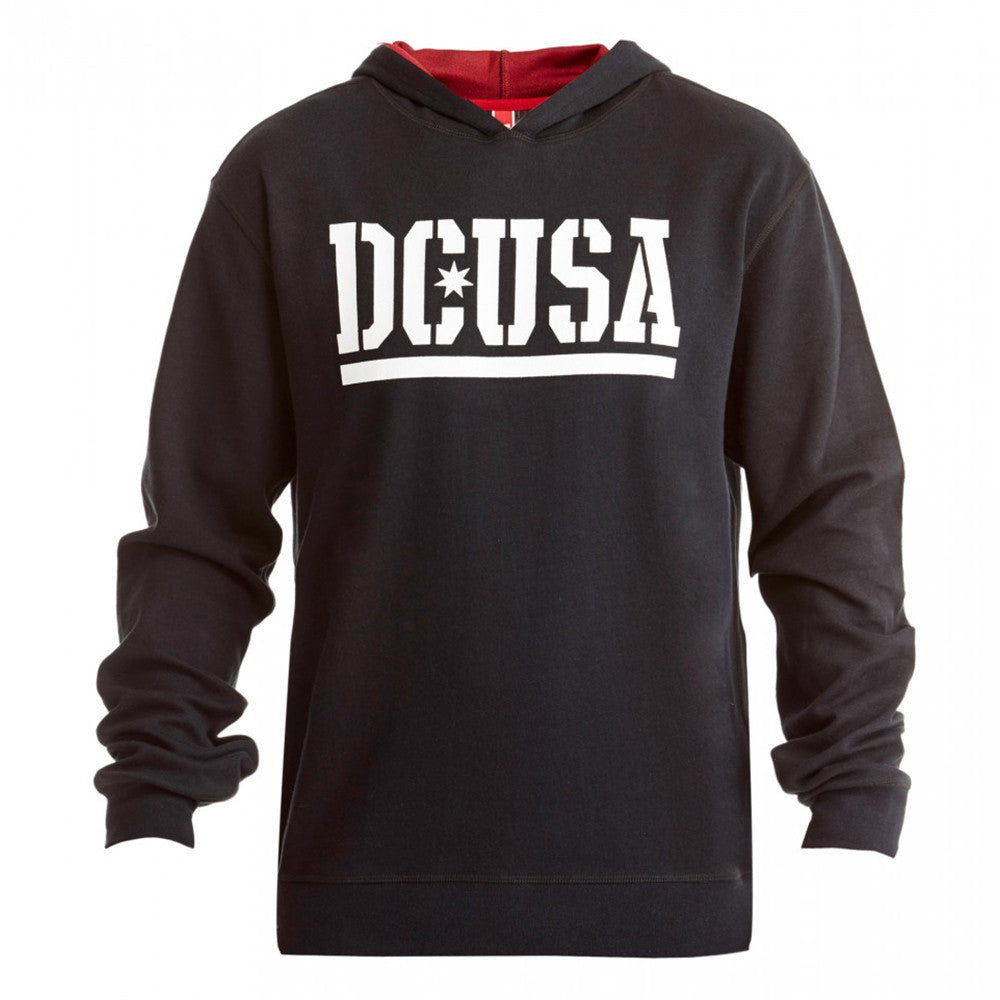 DC Rob Dyrdek Bar Reverse P/O Hooded - Jet Set KVM0 - Men's Sweatshirt