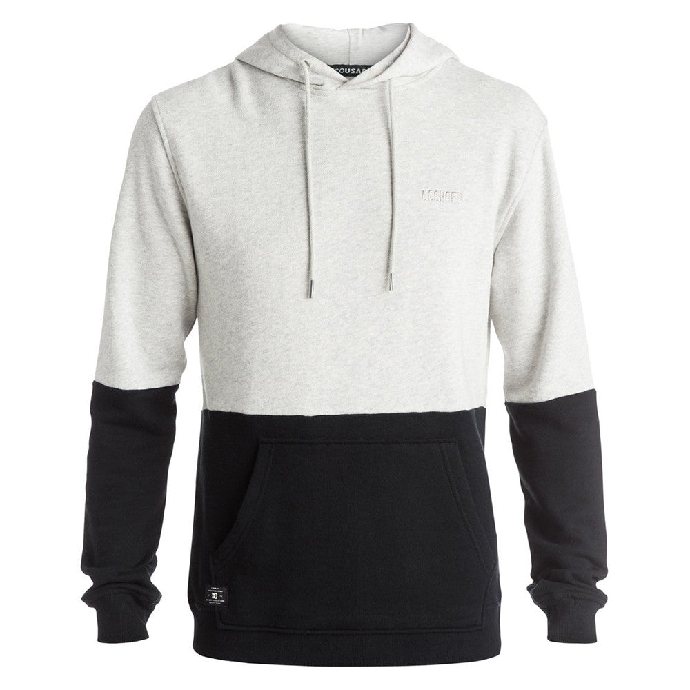 DC Stimson P/O Hooded - Anthracite KVJ0 - Men's Sweatshirt