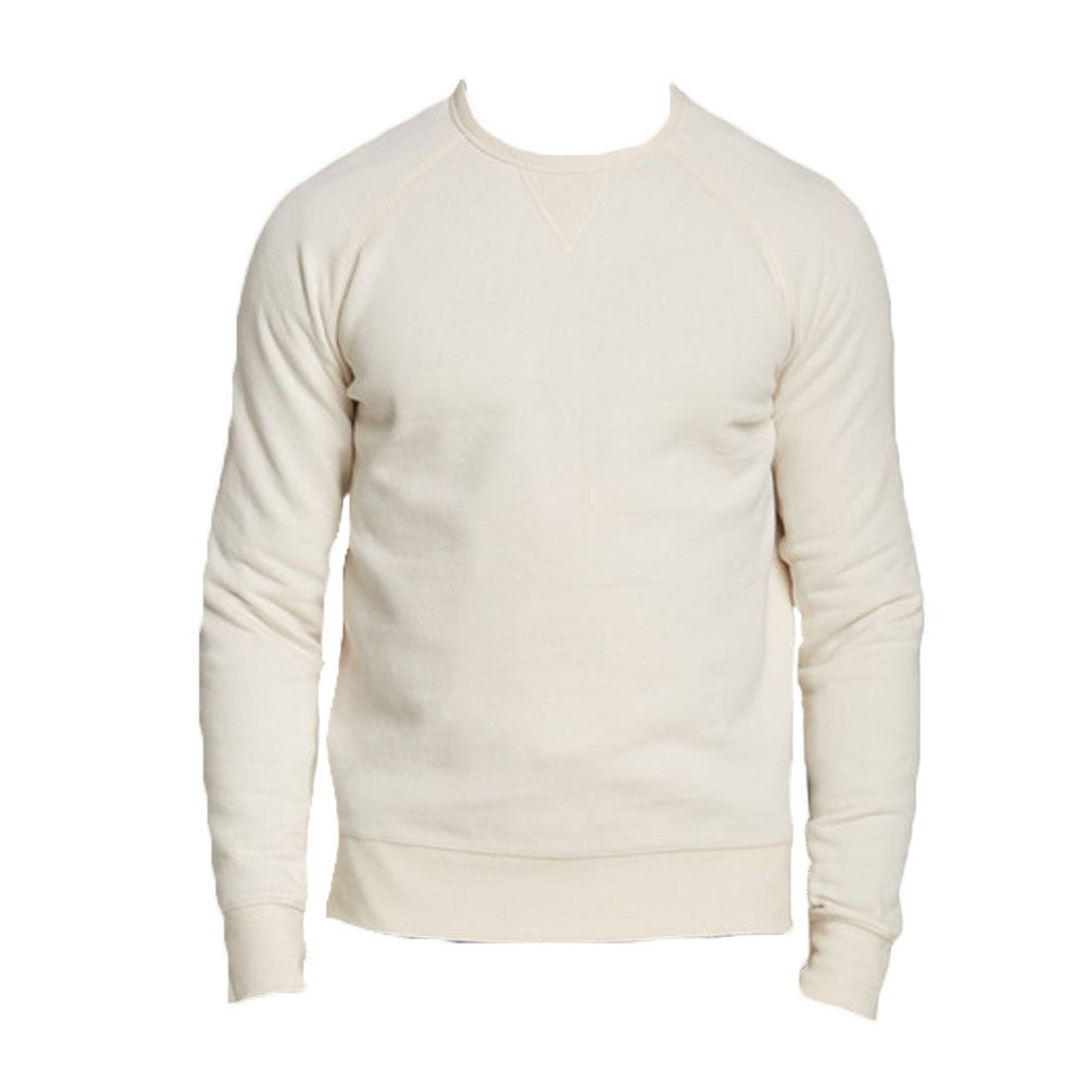 Globe Royal Crew - Bone - Men's Sweater