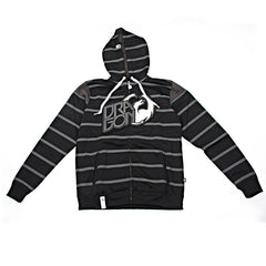 Dragon Level Stripe - Black - Men's Sweatshirt