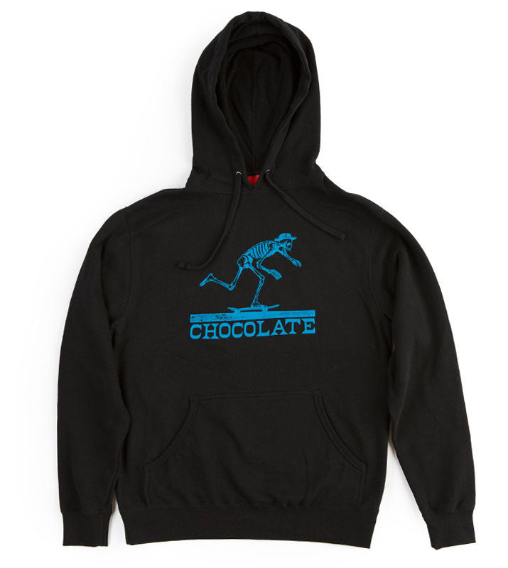 Chocolate El Chocolate Hoodie - Black - Men's Sweatshirt