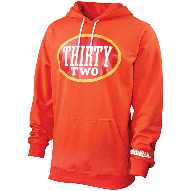 ThirtyTwo Blunted - Orange - Men's Sweatshirt