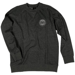 Fallen Easy Ride Crew - Black - Men's Sweatshirt