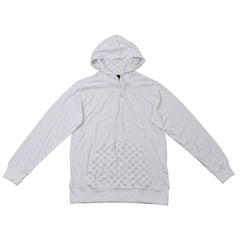 KR3W Khrome Lite - Men's Sweatshirt - White