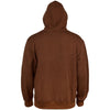 Bones Wheels Vato Op Hooded Pullover - Brown - Men's Sweatshirt