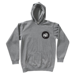 Royal Buzzsaw P/O Hooded - Athletic Heather Grey - Men's Sweatshirt