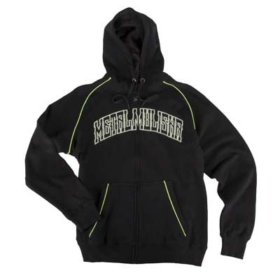 Metal Mulisha Pursuit - Black/Green - Sweatshirt