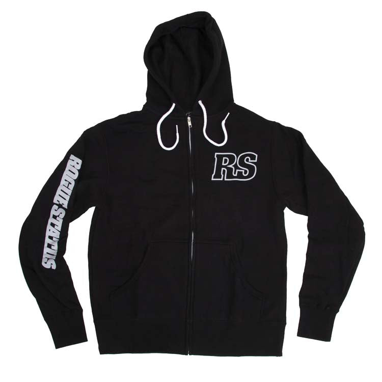 Rogue Status RS Motorsports - Women's Sweatshirt - Black / Grey