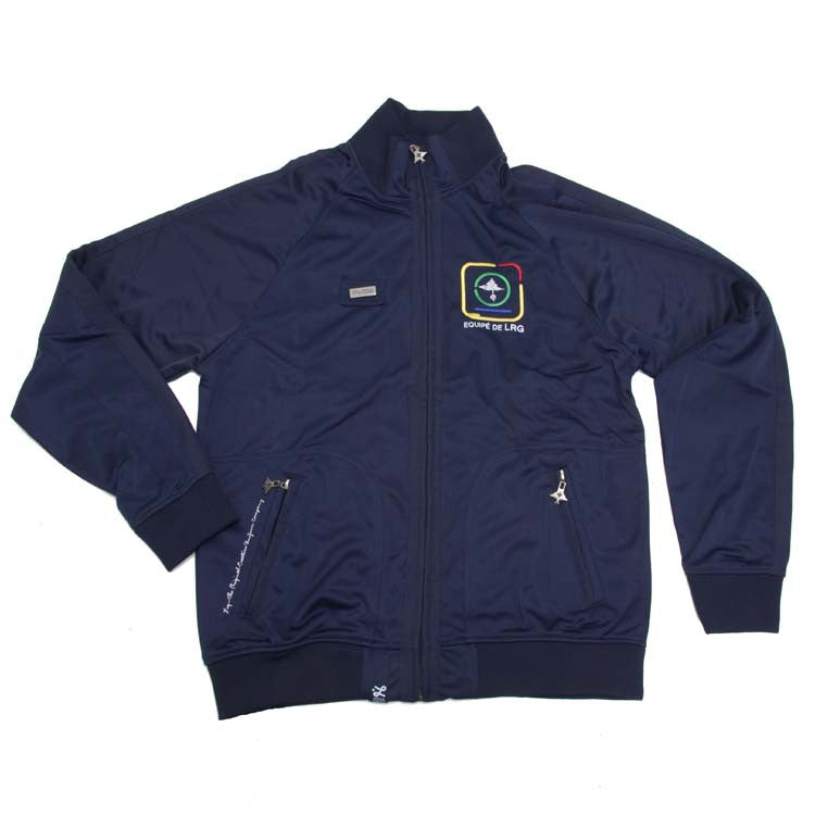LRG Global Takeover - Navy - Men's Sweatshirt