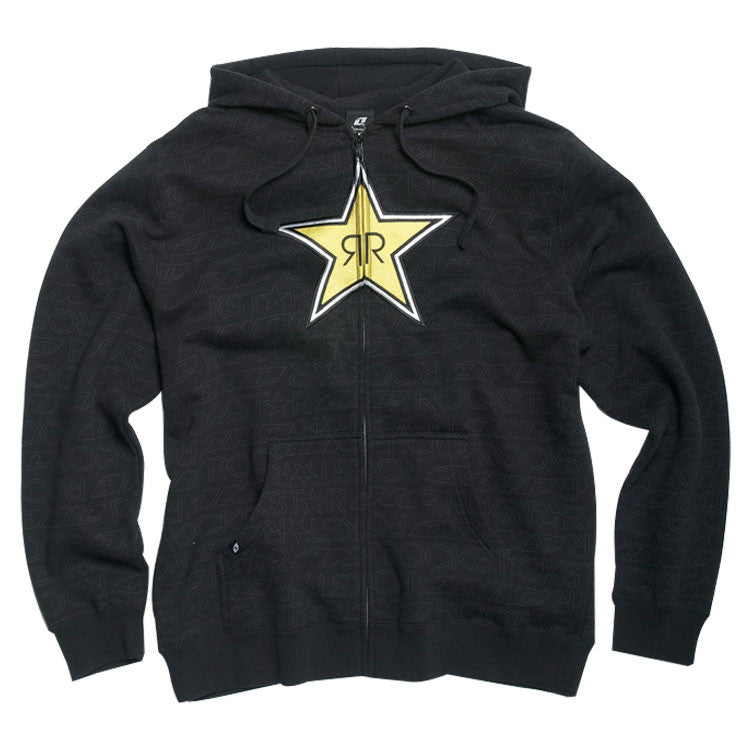 Rockstar Writing On The Wall - Men's Sweatshirt