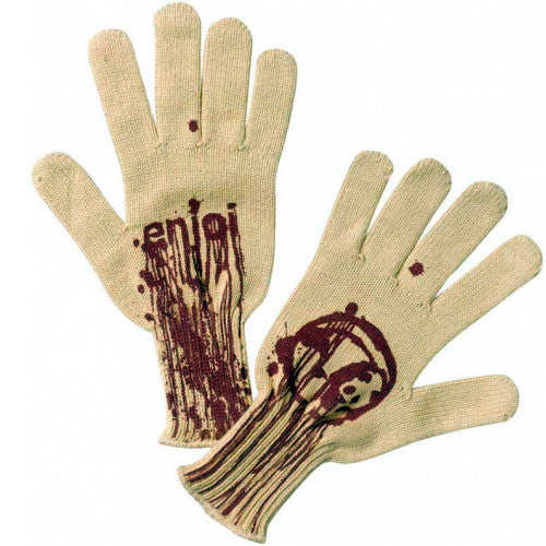 Enjoi Mark of the Beast Gloves - Flesh - Gloves