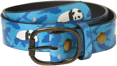 Enjoi Shark Week - Blue - Men's Belt