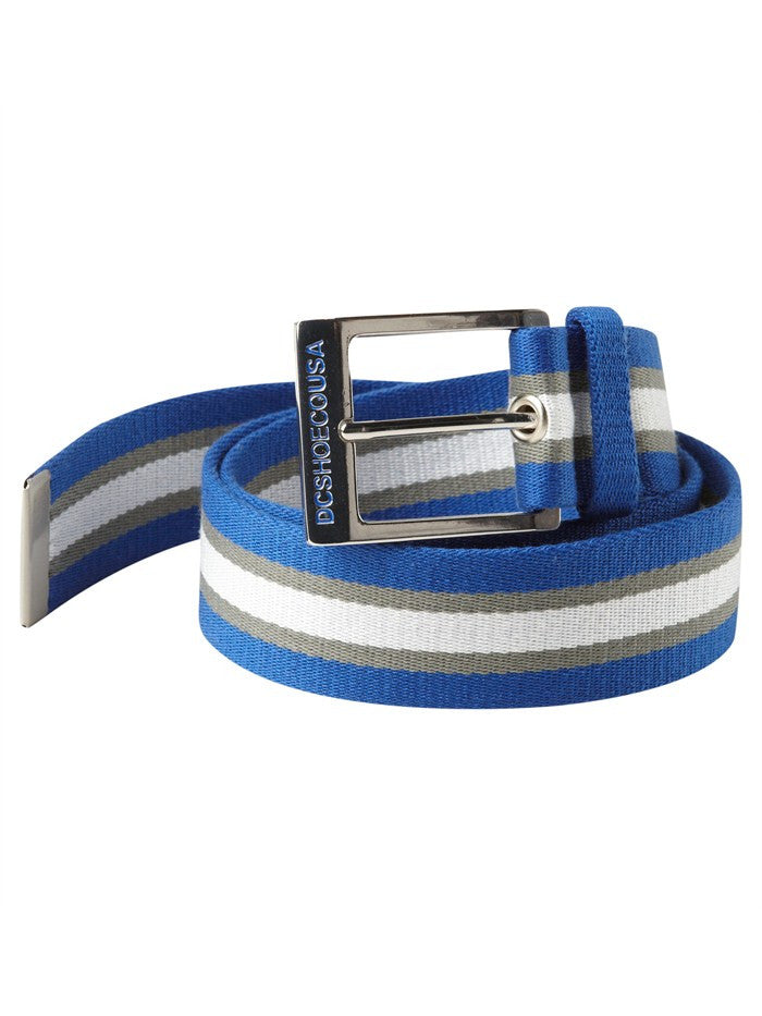 DC Men's Rob Dyrdek Webster - Royal - Belt