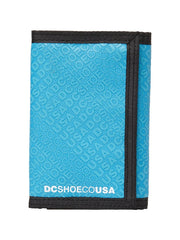 DC Ripstop 5 - Bright Blue - Men's Wallet
