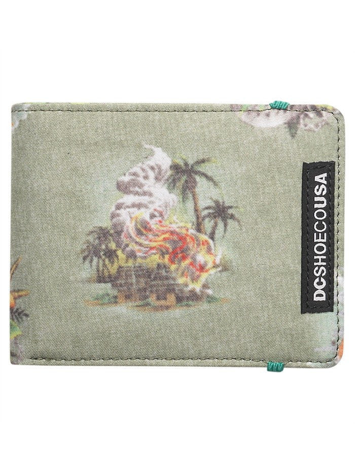 DC Breezin - Army - Men's Wallet