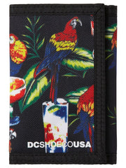 DC Ripstop  - Black Print - Men's Wallet