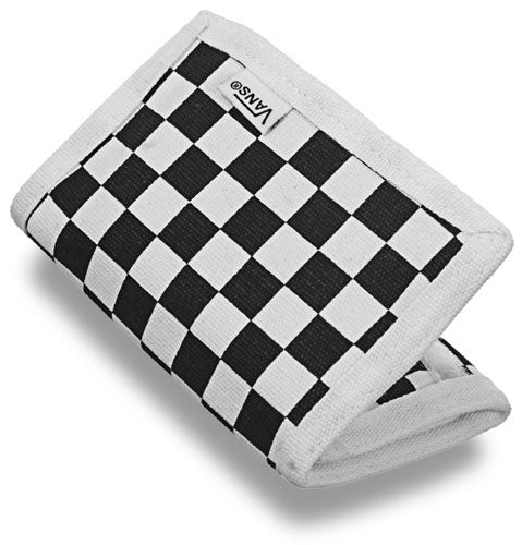 Vans Slipped - Black/White - Men's Wallet