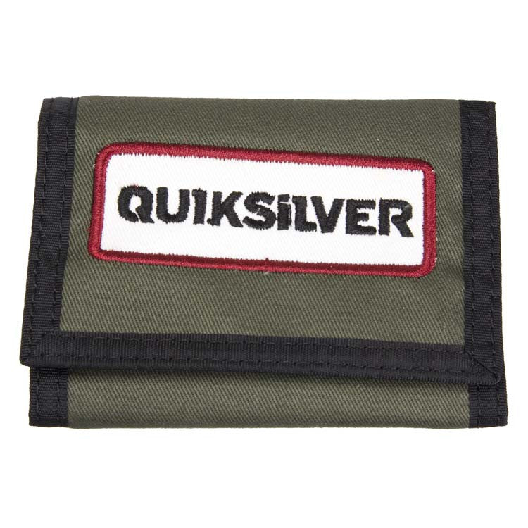 Quiksilver King Pin - Army Green - Men's Wallet