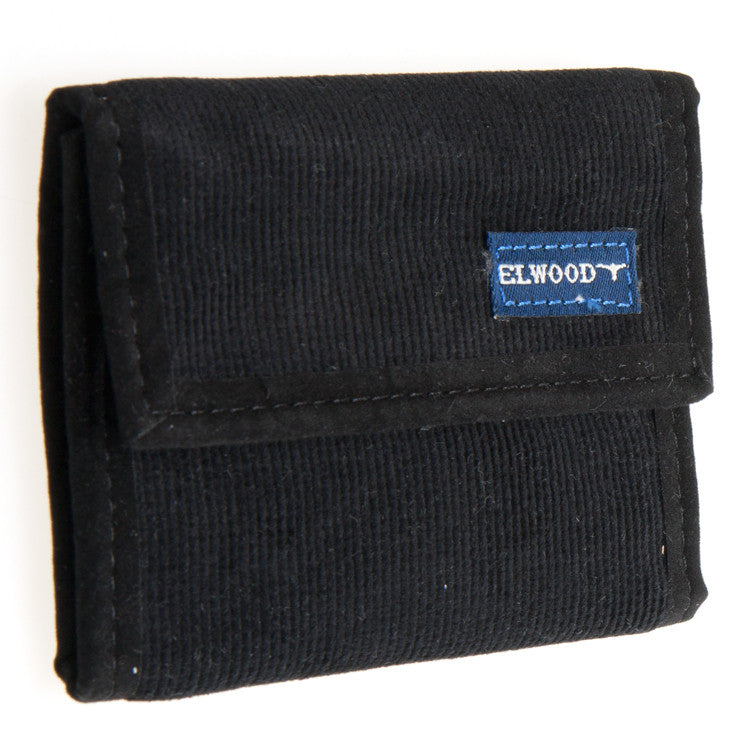 Elwood Case Dough - Black - Men's Wallet