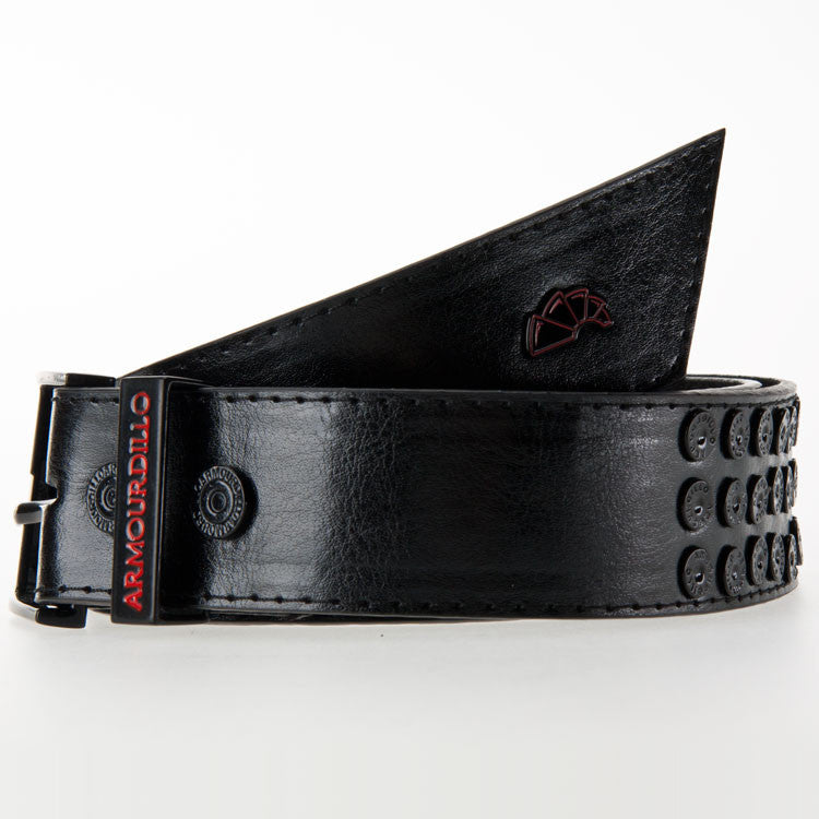 Armourdillo Midnight Rivet - Men's Belt