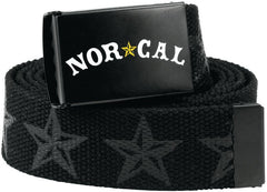 Nor Cal Nautical Web Belt - Black - Belt