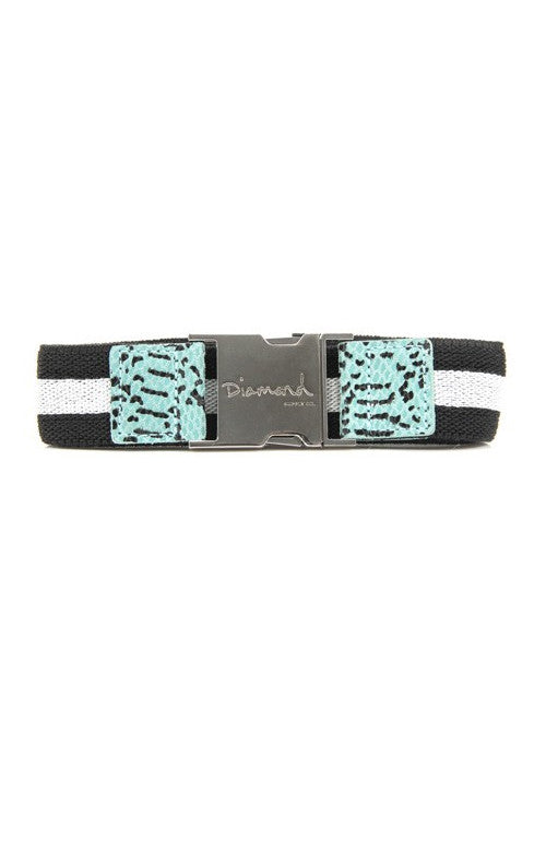 Diamond Terry - Diamond Blue - Men's Belt