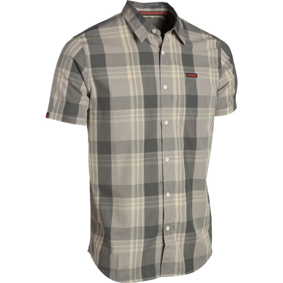 Habitat Larix - Grey - Men's Collared Shirt
