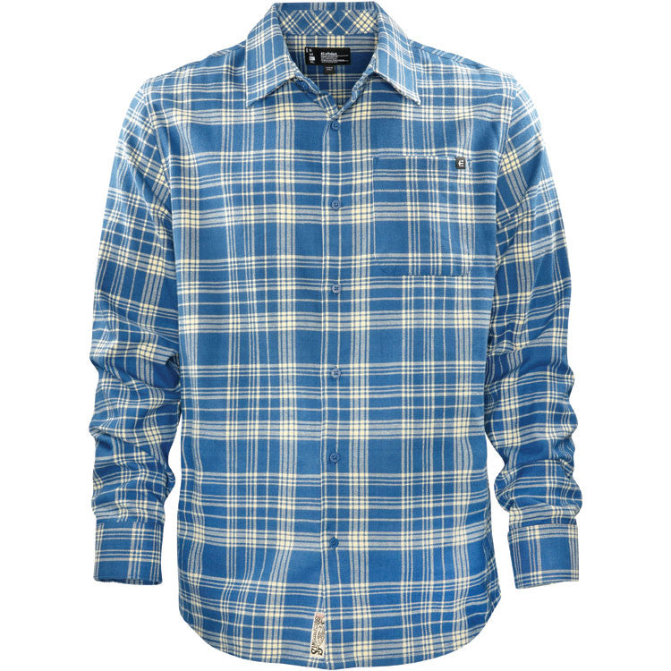 Etnies Chi Town - Royal - Youth Collared Shirt