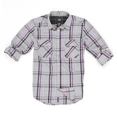 Alpinestars Brickyard - Platinum - Mens Collared Shirt
