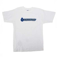 661 Logo - White - Mens T-Shirt - Large