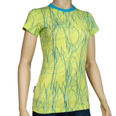 Nomis Grace Sunny Lime - Lime - Women's T-Shirt