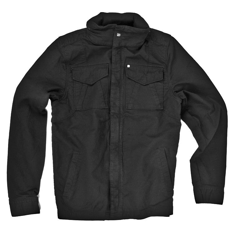Element Bueller - Black - Men's Jacket