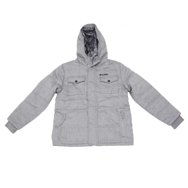 Element Dexter - Silver - Youth Jacket