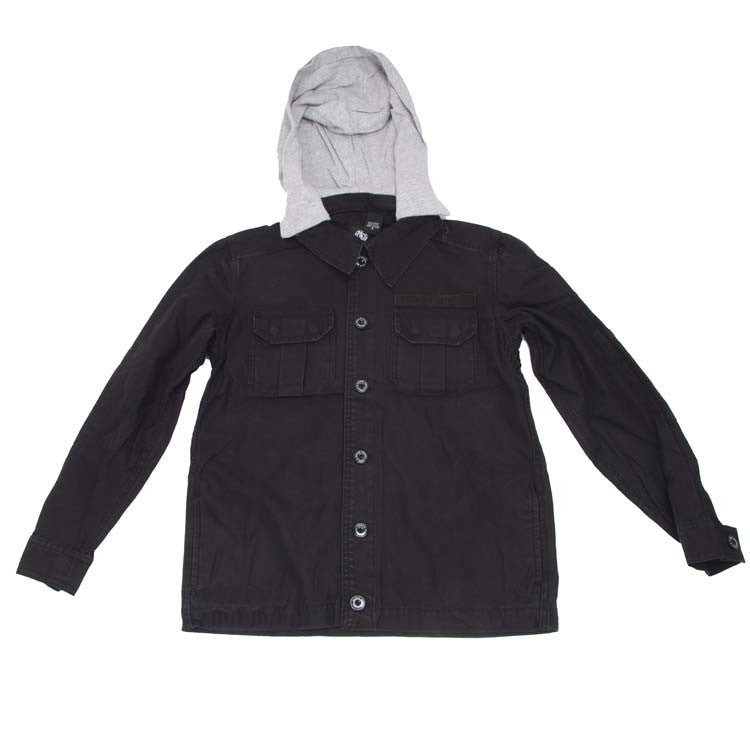 Element Atkins - Youth Jacket - Black