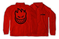 Spitfire Bighead Coach - Red - Men's Jacket