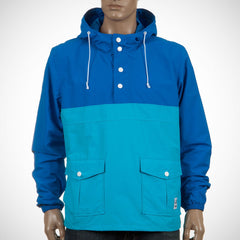 Enjoi Poolover Jacket - Blue - Men's Jacket