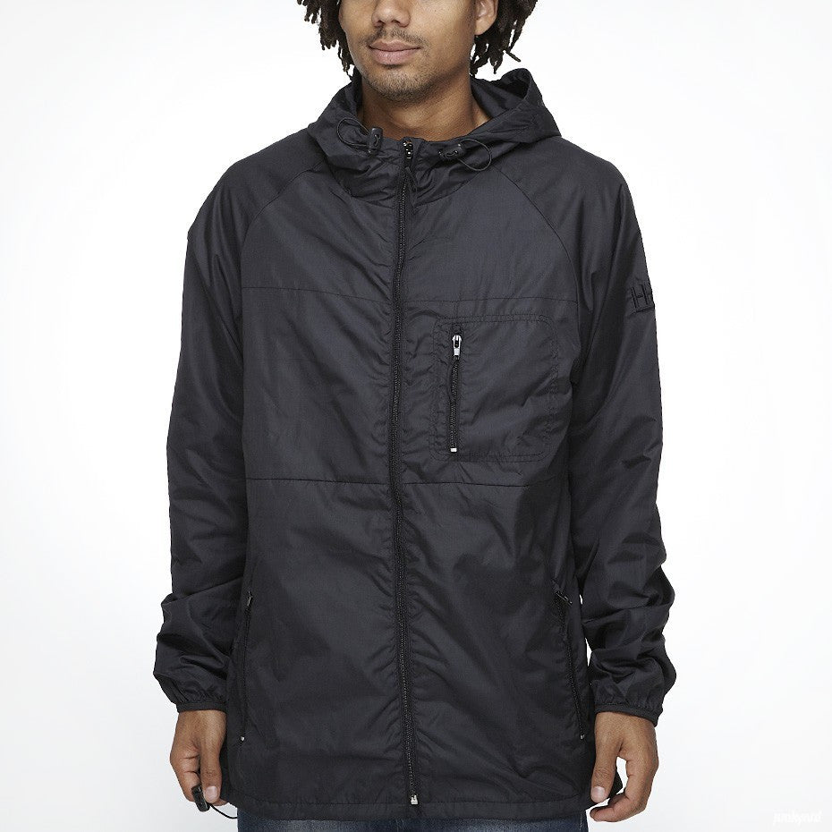 Habitat Steelhead - Black - Men's Jacket
