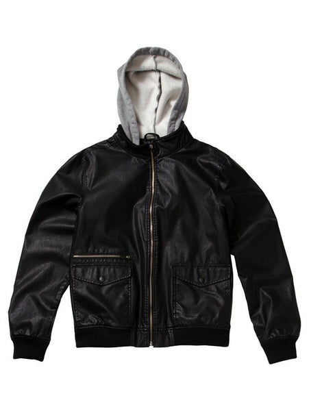 DC Bombay - Black - Men's Jacket