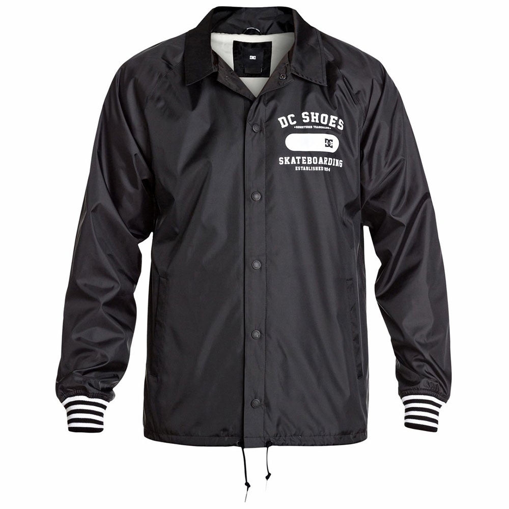 DC Coach Tour - Anthracite KVJ0 - Men's Jacket