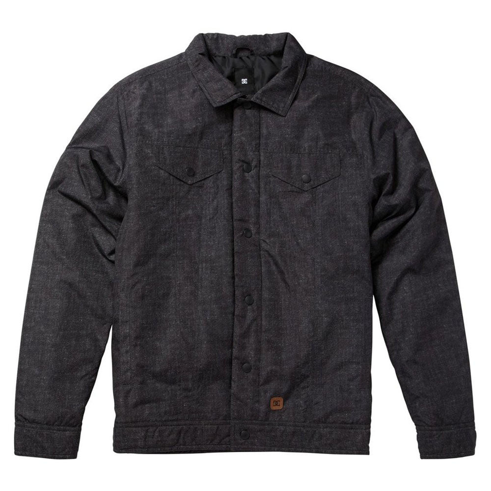 DC Transmission - Indigo Denim Scan - Men's Jacket