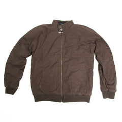 Elwood Rattray Bomber - Brown - Men's Jacket