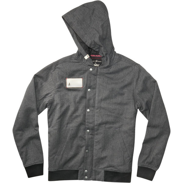 Altamont B. Herman Signature 4 - Men's Jacket - Charcoal Heather -X Large