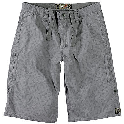 Alien Workshop OsloPrint - Grey - Youth Shorts