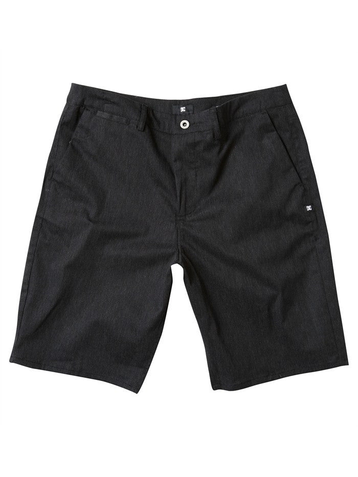 DC Chino - Heather Dark Shadow - Men's Shorts