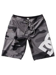 DC Lanai Essential 4 Boardshorts - Camo - Men's Shorts