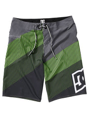 DC Brap Boardshorts - Pirate Black - Men's Shorts