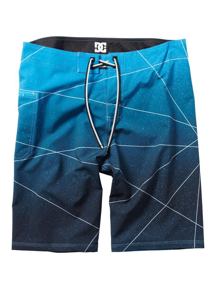 DC Dynasty Boardshorts - Bright Blue - Men's Shorts