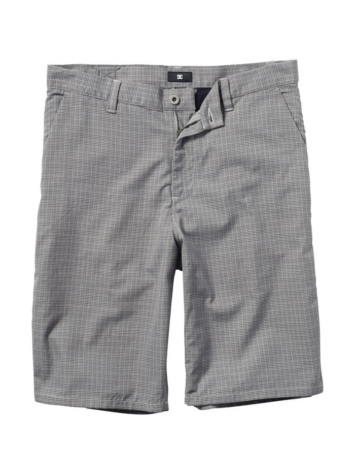 DC Highland - Heather Grey - Men's Shorts