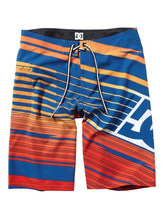 DC Exhaust  Boardshorts - Snorkel Blue - Men's Shorts